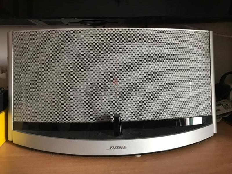 Bose Doc 10 with Bluetooth remote