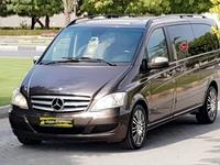 Mercedes-Benz Viano 2014 Mercedes Benz..Viano..GCC Spec.UNDER WARRANTY...