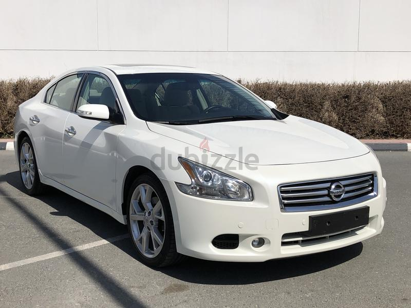 2015 Nissan Maxima >> Only 780 Monthly Payment Low Mileage Gulf Specs Nissan Maxima 2015 Unlimited Km Warranty