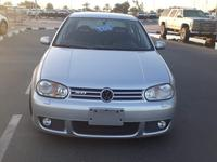فولكسفاغن جولف آر 2003 2003 VW GOLF R32 SILVER....IMPORT FROM JAPAN
