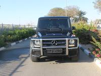 Mercedes-Benz G-Class 2013 MERCEDES G 63 2013 MODEL GCC SPECS