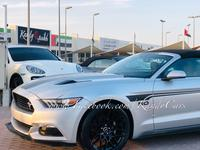 فورد موستانج 2016 CALIFORNIA SPECIAL KIT/ SVT RIMS / 00 DOWN PA...