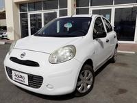 نيسان ميكرا 2014 Nissan MICRA|2014|White|GCC Spec | Excellent ...