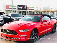 Ford Mustang 2018 I4 / ECOBOOST PREMIUM / CONVERTIBLE / 00 DOWN...
