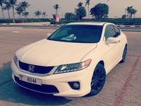 Honda Accord 2013 Honda Accord V6 2013 Full option