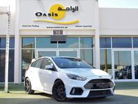 Ford Focus 2018 Ford Focus RS 2018 Euro Specs
