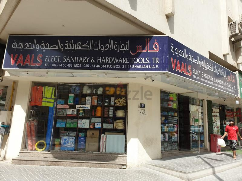 ELECTRICAL SANITARY AND HARDWARE TOOLS TR SHOP