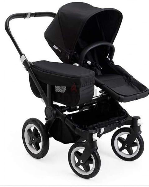 Bugaboo Donkey Twin Stroller Complete With Accessories