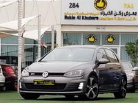فولكسفاغن GTI 2014 VW Golf GTI .under warranty5/2020.full option...