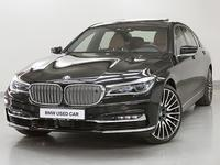 BMW 7-Series 2018 BMW 7 SERIES 750Li xDrive Luxury Plus