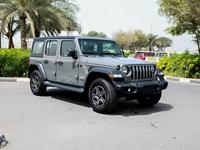 جيب Wrangler Unlimited 2019 Jeep Wrangler Unlimited Sport Plus 2019 0km