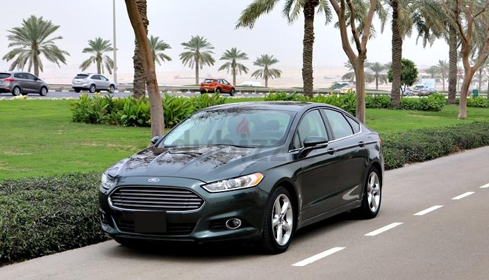 Ford Fusion 2015 GCC Specs, 849/month with 0% DownPayment, 1 Year Unlimited  Kms Warranty Available