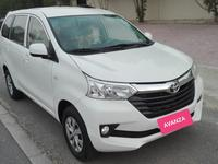 Toyota Avanza 2016 2016 Toyota Avanza Mid Option GCC Specificati...