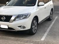 Nissan Pathfinder 2016 pathfinder SV there is a guarantee G.C.C
