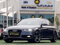 أودي A4 2014 Warranty 8/2020(Like New)Audi A4 2013 2.0T Qu...