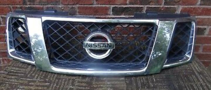 Genuine Nissan patrol front grill for 100 only