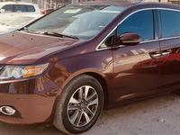 هوندا أوديسي 2015 Honda Odyssey Touring Full Options