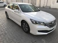 Honda Accord 2016 Honda Accord 2016 GCC Low Milageالموتور فيه ص...