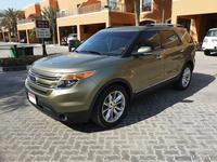 فورد إكسبلورر 2013 Ford Explorer 2013 Limited (GCC)