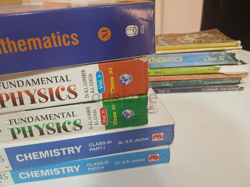 ALL NCERT GRADE 11 TEXTBOOKS WITH GUIDES