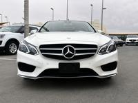 مرسيدس بنز الفئة-E 2015 Mercedes E-400 Diamond White 2015 / Excellent...