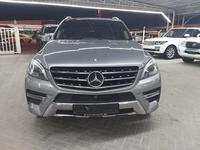 Mercedes-Benz M-Class 2014 MERCEDES BENZ ML350 AMG 2014 Gcc