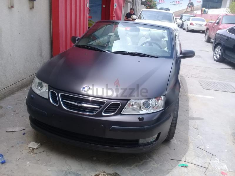 Saab For Sale >> Saab 9 3 2005 Saab 9 3 Aero 2005 For Sale In Good Condition Dubizzle