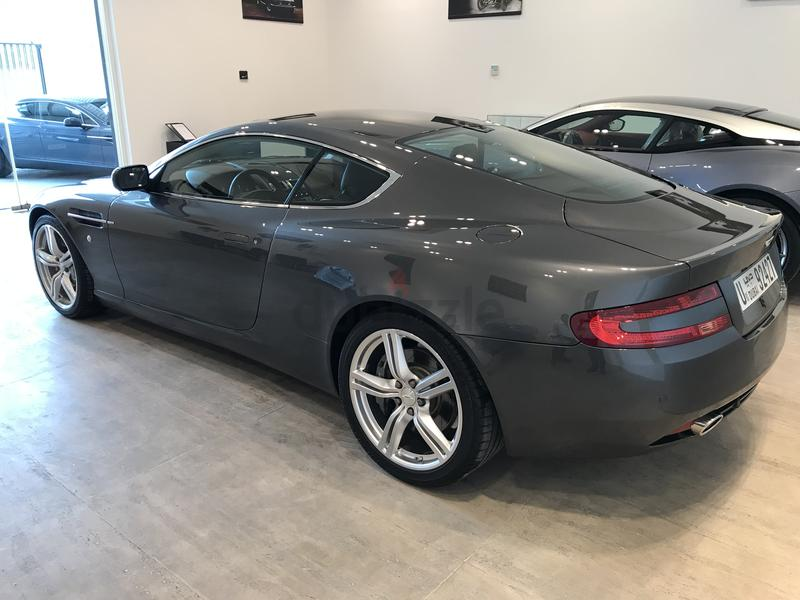 Reduced Immaculate Rare DB9 Sports Pack  Enthusiast owned  Full AM SH, Full  Options