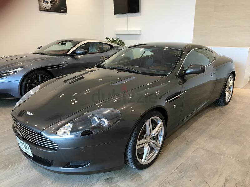 Reduced to sell - Immaculate Rare DB9 Sports Pack  Enthusiast owned  Full  AM SH, Full Options