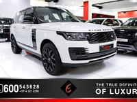 لاند روفر رينج روفر 2018 BRAND NEW! RANGE ROVER VOGUE SE SUPERCHARGED ...