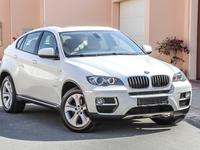 BMW X6 2014 BMW X6 X-Drive 35i 2014 GCC under Warranty wi...