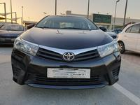 Toyota Corolla 2015 TOYOTA COROLLA 2015 IN MINT CONDITION WARRANT...