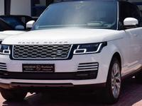 Land Rover Range Rover 2018 2018 Vogue se SUPERCHARGED V8 GCC