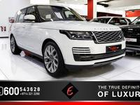 Land Rover Range Rover 2018 [2018]BRAND NEW RANGE ROVER VOGUE-PRISTINE CO...