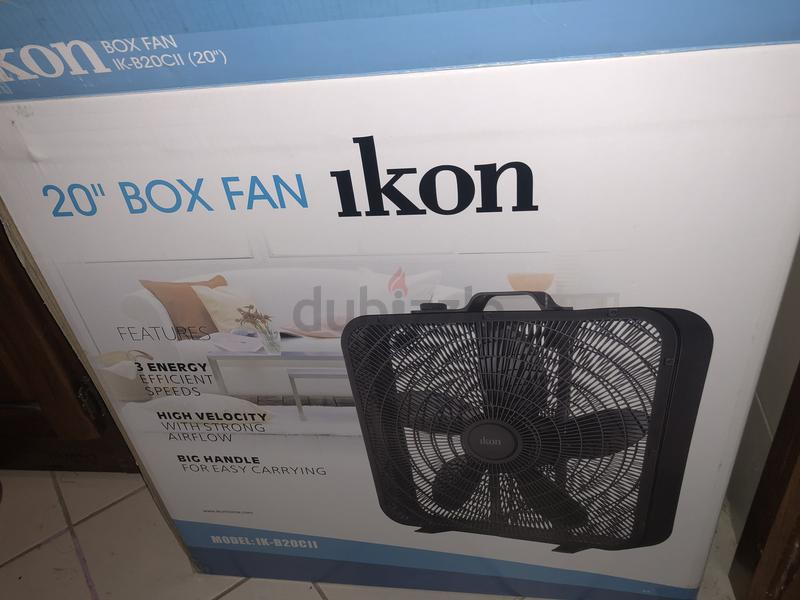 Brand new fan for sale only 50 dhs