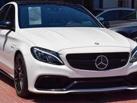 Mercedes-Benz C-Class 2017 C63 ///AMG GCC fully loaded
