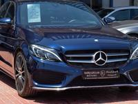 Mercedes-Benz C-Class 2017 Mercedes Benz C200 ///AMG only 35000 km