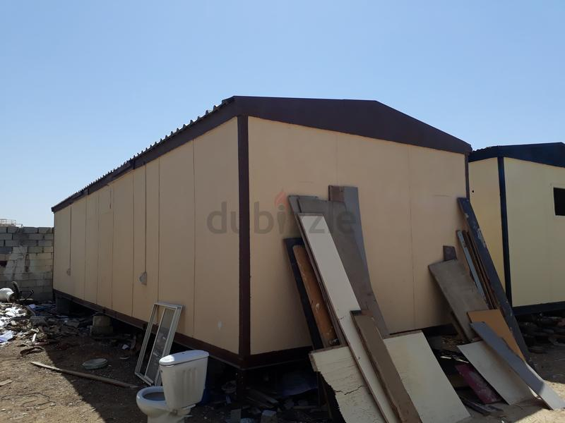 We required Used Portacabin