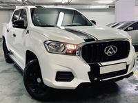 MAXUS T60 PICK UP 4x4 DOUBLE CABIN