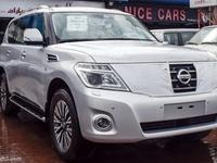 Nissan Patrol 2018 Nissan patrol V8 Platinum Gcc 5 years local D...