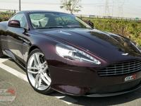 أستون مارتن دي بي ٩‎ 2014 ASTON MARTIN DB9 | 2014 | GCC | WARRANTY + SE...