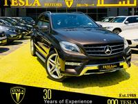 مرسيدس بنز الفئة-M 2013 ML500 ///AMG / 4MATIC / GCC / 2013 / WARRANTY...