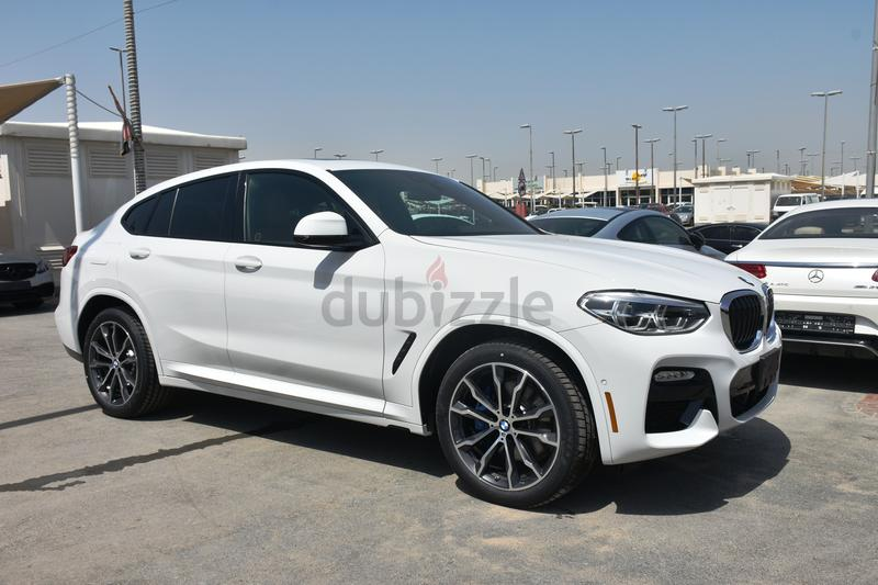 Brand New X 4 Bmw 2019 Clean Title Full With Dealership Warranty