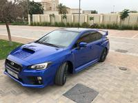 Subaru WRX 2016 Superb Blue WRX STi 2016