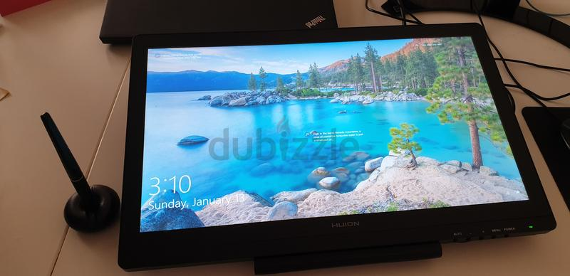 Huion GT-191 V2 drawing display