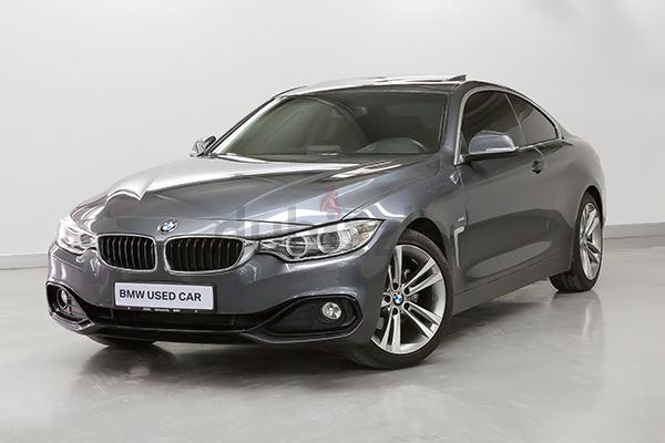 Bmw 4 Series 420i Coupe Sport