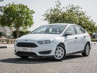 Ford Focus 2016 AED568/month | 2016 Ford Focus Ambiente 1.5L ...