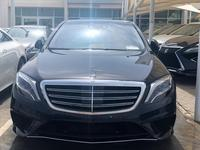 Mercedes-Benz S-Class 2014 Clean title and good condition