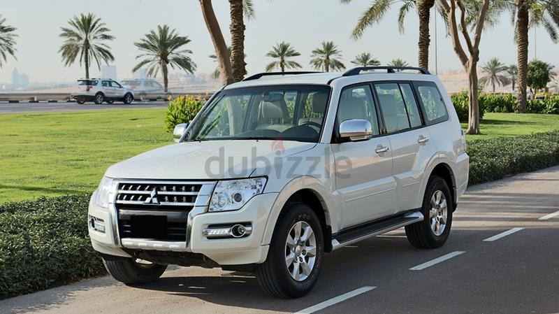 Mitsubishi Pajero 2016 GCC, 1089/month with 0% DownPayment, 1 Year  Unlimited Kms Warranty Available