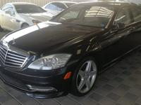 Mercedes-Benz S-Class 2011 Mercedes S550 full options 2011